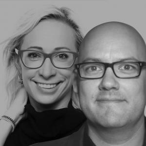 Katarina Štular in Matej Gutman